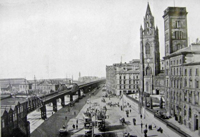 1904, Overhead Railway