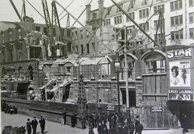 Demolition 1906
